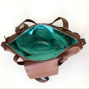 f6f2810346b6 lily jade Bags - Lily jade Madeline Brandy  Silver diaper bag